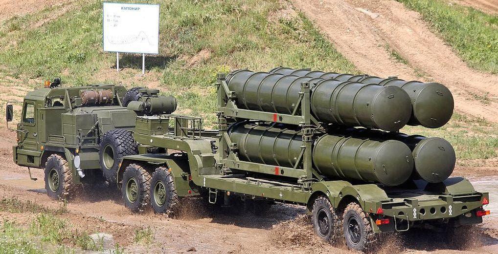 منظومة إس-500 الصاروخية الدفاعية الروسية