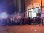 الأمن اللبناني: ثلث عدد قوة مكافحة الشغب بعداد الجرحى