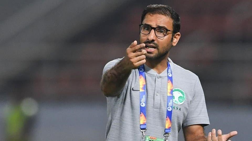 مدرب المنتخب السعودي