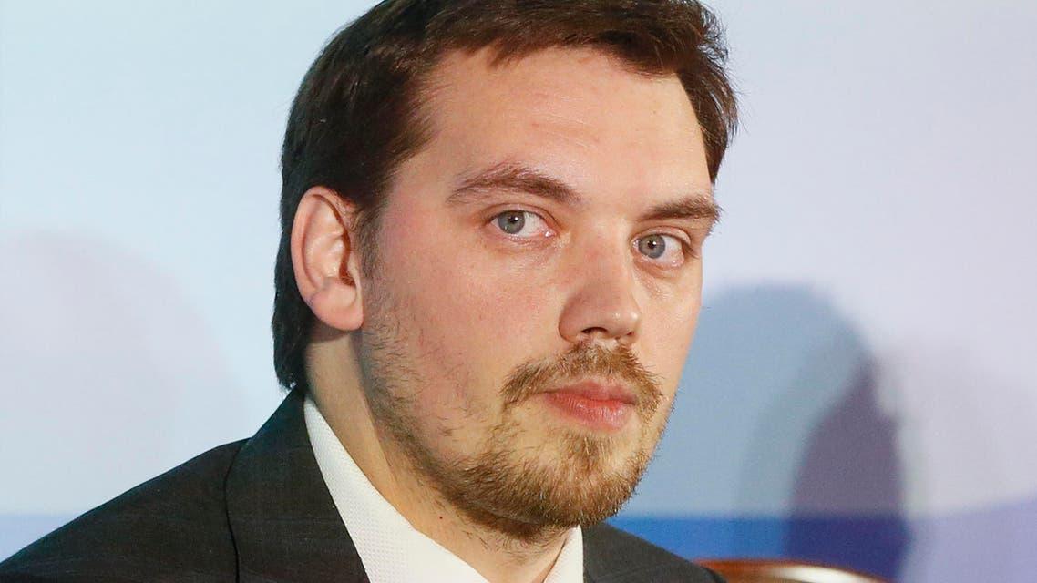 Ukrainian Prime Minister Oleskiy Honcharuk