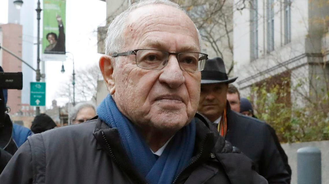 President Donald Trump's legal team will include former Harvard University law professor Alan Dershowitz and Ken Starr, the former independent counsel who led the Whitewater investigation into President Bill Clinton. (AP)