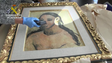 Banker fined $58 million for smuggling Picasso painting out of Spain
