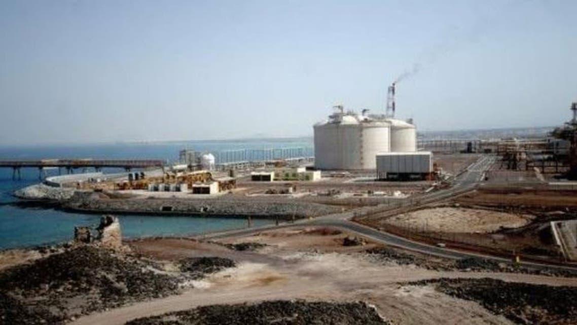ميناء الزويتينة النفطي الليبي