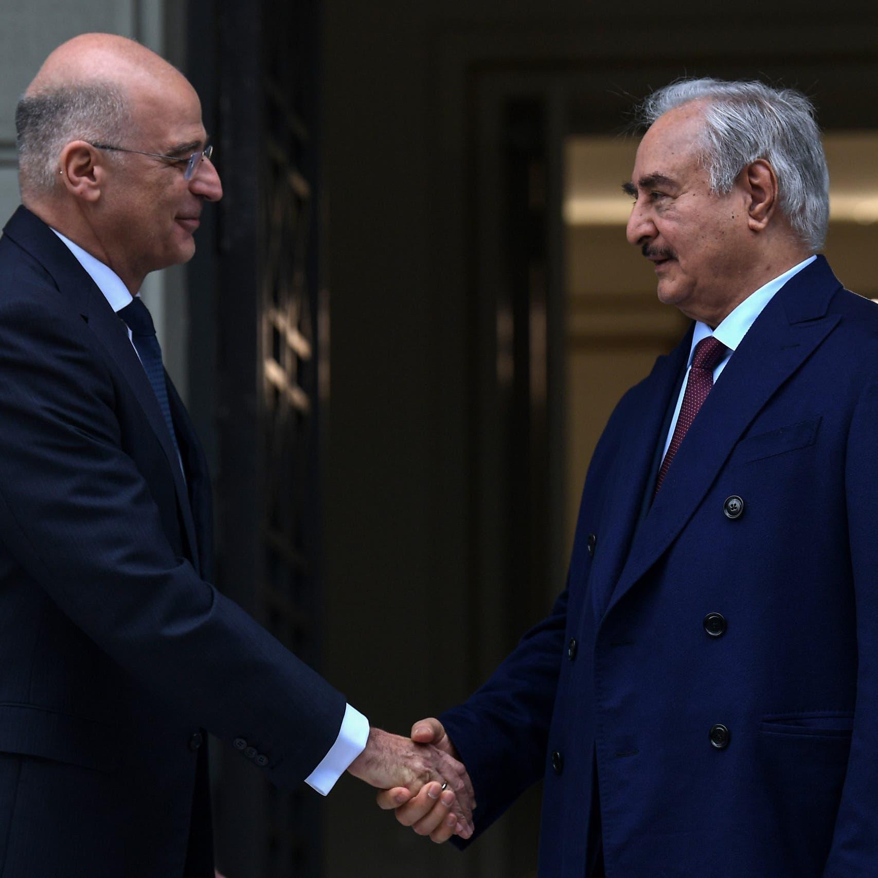 اليونان: نتوقع من أوروبا رفض اتفاق أردوغان والسراج