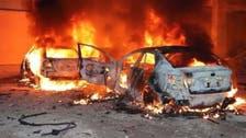 شام : الرقہ میں کار بم دھماکا ، 3 ترک فوجیوں سمیت 10 افراد ہلاک