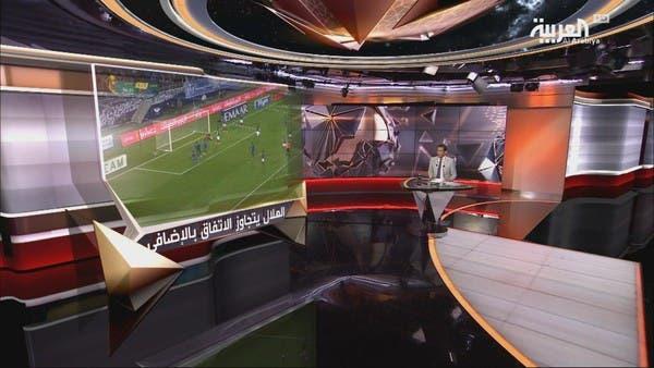 في المرمى   الهلال يتأهل إلى نصف نهائي كأس الملك
