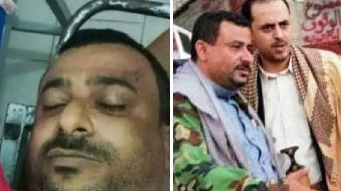 القيادي الحوثي مرتضى المساوى - ارشيف