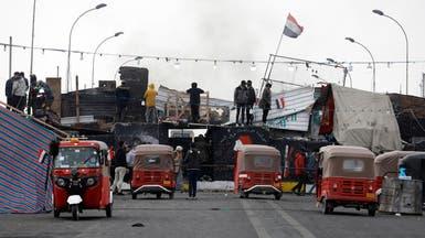 العراق.. متظاهرو الجنوب يهددون بالتصعيد باليومين المقبلين