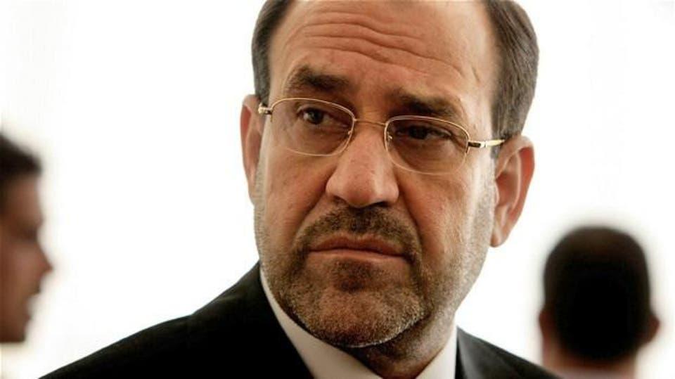 رئيس الوزراء العراقي الأسبق نوري المالكي