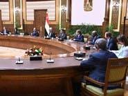 السيسي يشدد على أهمية مياه النيل الحيوية بالنسبة لمصر