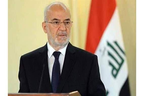رئيس الوزراء العراقي الأسبق ابراهيم الجعفري