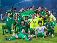 عبدالعزيز الفيصل يهنئ الأولمبي السعودي بالوصول إلى نصف النهائي