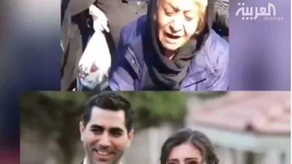 """شاهد.. أم تبكي بحرقة بتشييع جنازة ابنها ضحية """"الاوكرانية"""""""