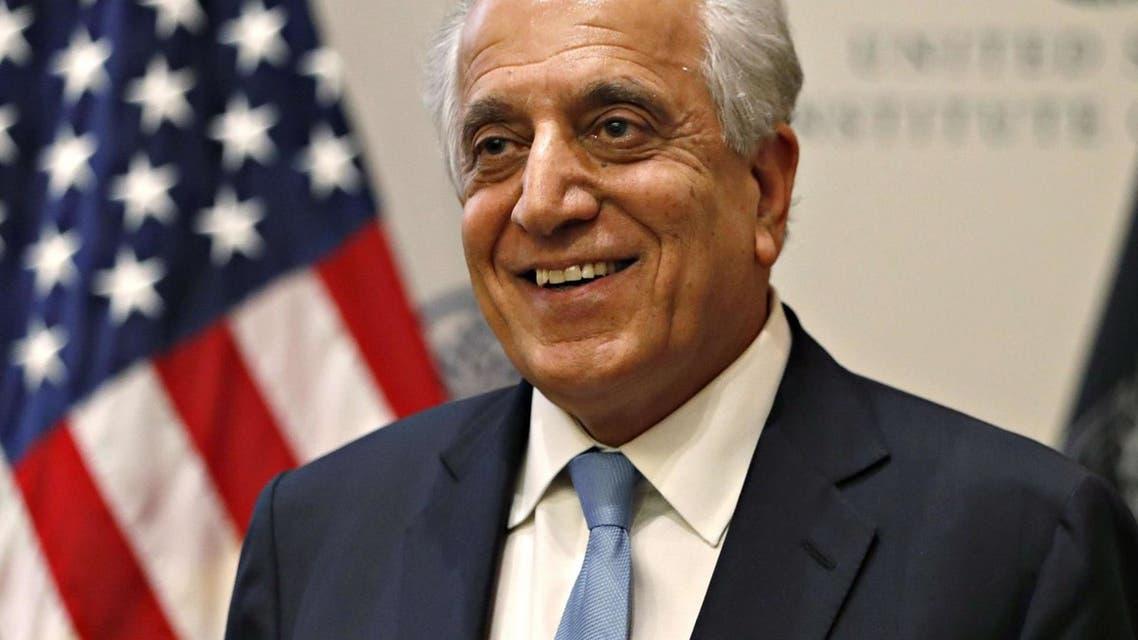 السفير الأميركي السابق بالعراق زلماي خليل زاد