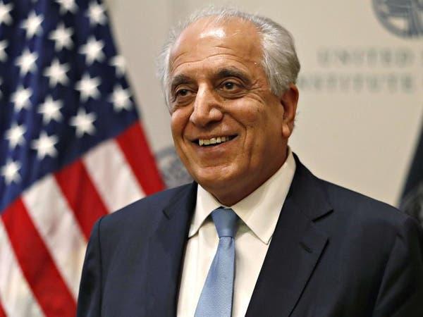 المبعوث الأميركي لمحادثات طالبان يعود إلى كابول