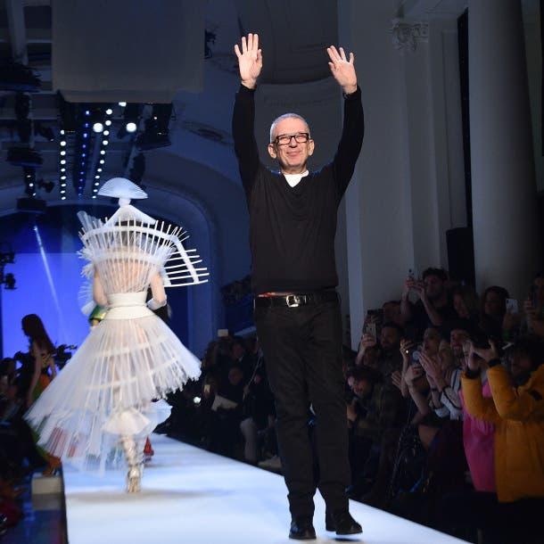 هكذا ودع غوتييه عالم الموضة