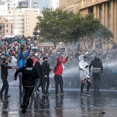 العفو الدولية: يجب وقف استخدام القوة بحق محتجي لبنان