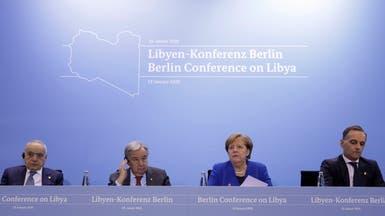 قمة برلين.. تعهد بعدم التدخل في ليبيا ودعوة لهدنة دائمة