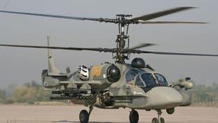ما قصة هذه المروحيات التي ظهرت بقاعدة برنيس المصرية؟