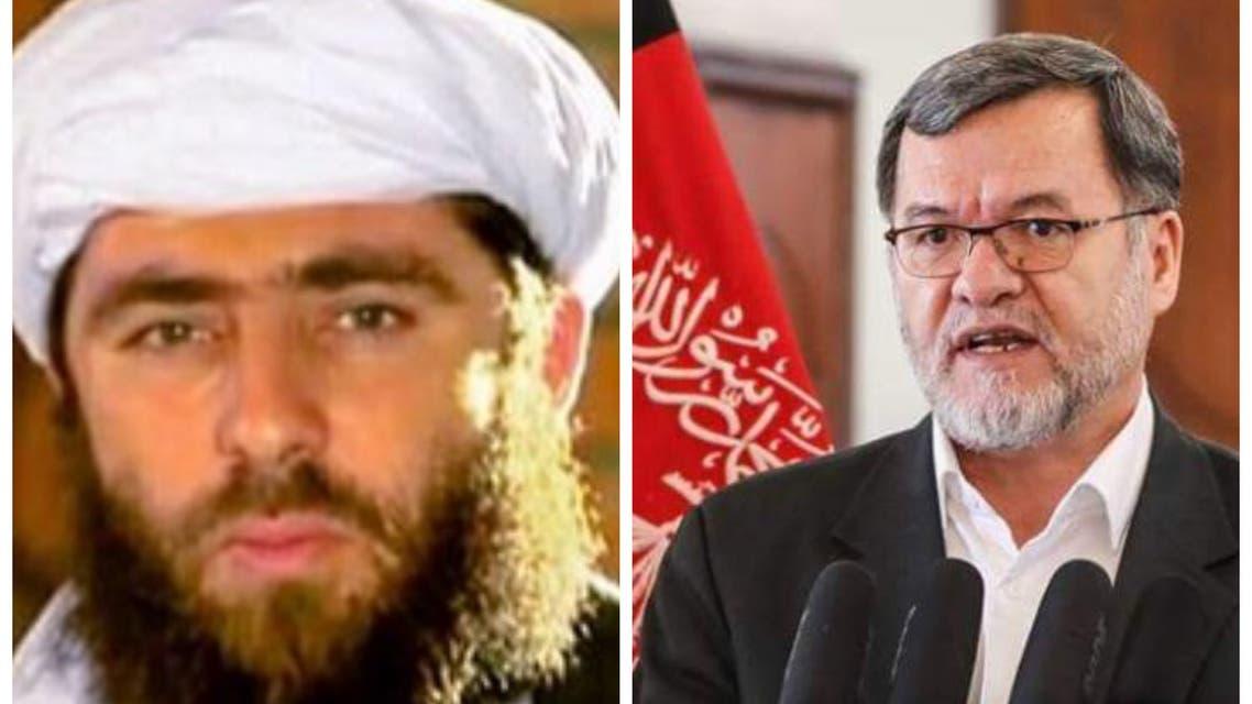 انتقاد معاون رییس جمهوری افغانستان از سخنان اخیر مجیبالرحمان انصاری