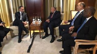 اتفاق مصري- إيطالي للتصدي لأي عرقلة لمسار برلين