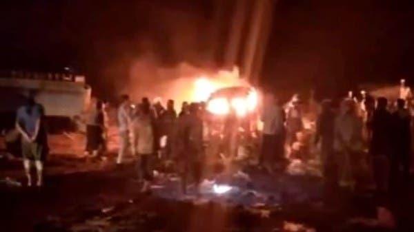ميليشيات الحوثي تقصف مسجداً في مأرب.. مقتل 80 جندياً يمنياً