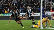 Chelsea beaten at Newcastle with last-chance header