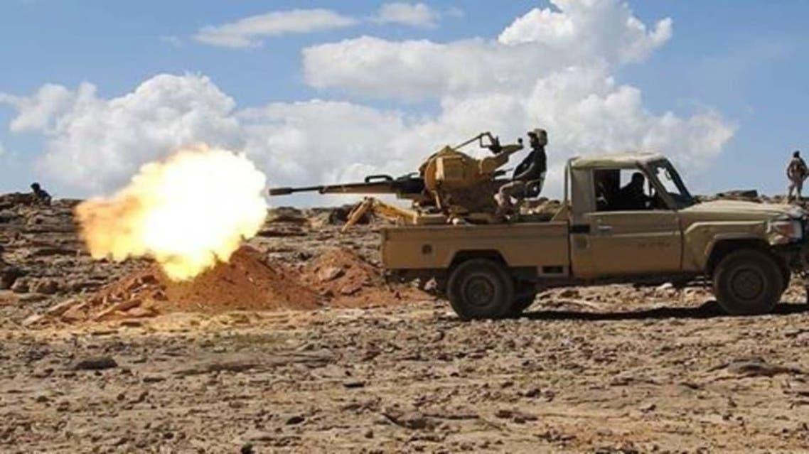 Yemen  shelling. (Supplied)