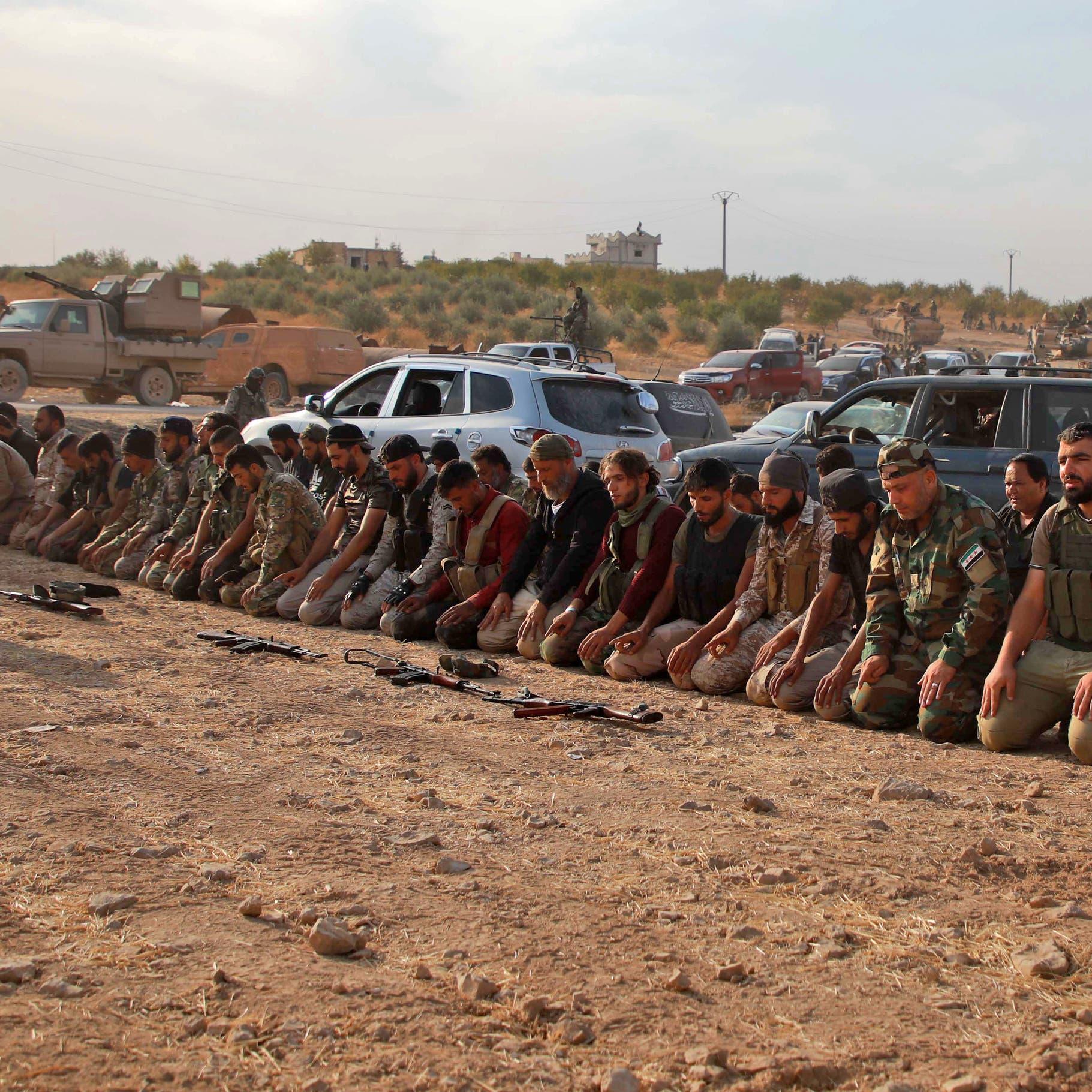 تشاجروا على جثة.. اشتباكات بين فصائل أنقرة وتحرير الشام