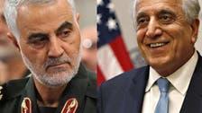 قاسم سلیمانی نے عراق میں امریکی سفیرزلمے خلیل زاد کو قتل کی دھمکی کیوں دی تھی؟