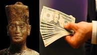 كم يملك خوفو لو وفّر منذ بناء الهرم 10 آلاف دولار يومياً؟