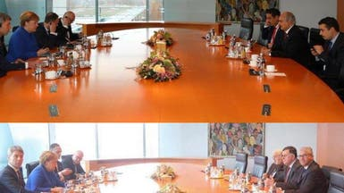 صورة لقاءين في نفس الغرفة.. حفتر والسراج والنقطة الأهم!