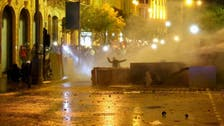 Lebanese security chiefs move to stop vandalism after riots