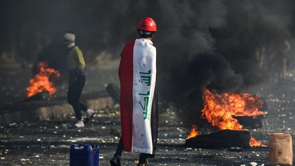 متظاهرو العراق: مقتدى الصدر غدر بنا