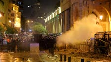 Lebanon's protests turn into riots during weekend of violence