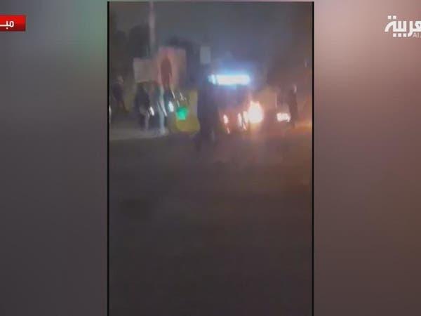كر وفر في بغداد.. قطع شوارع رئيسية مؤدية إلى العاصمة