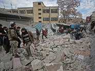 حلب.. ارتفاع قتلى قصف روسيا لـ15 بينهم 10 أطفال من عائلة واحدة