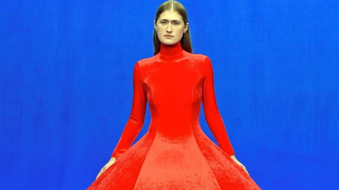 من مجموعة بالنسياغا للأزياء الجاهزة لربيع وصيف2020