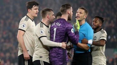 الاتحاد الإنجليزي يتهم مانشستر يونايتد بسوء السلوك