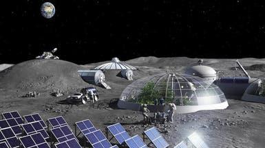 خطة للعيش على الفضاء.. هواء من غبار القمر