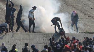 """نزف جديد وسط بغداد.. وهجوم مريب عند """"محمد القاسم"""""""