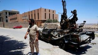 """الجيش الليبي: """"مرتزقة الوفاق"""" يخرقون الهدنة في طرابلس"""