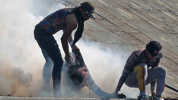 مواجهات في بغداد.. مقتل محتجين وإصابة جنود