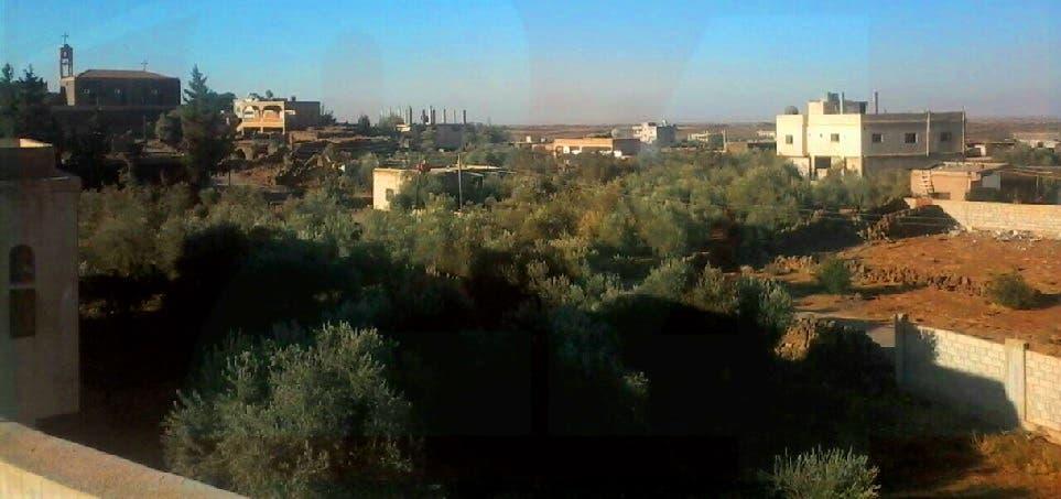 قرية حفر اللحف