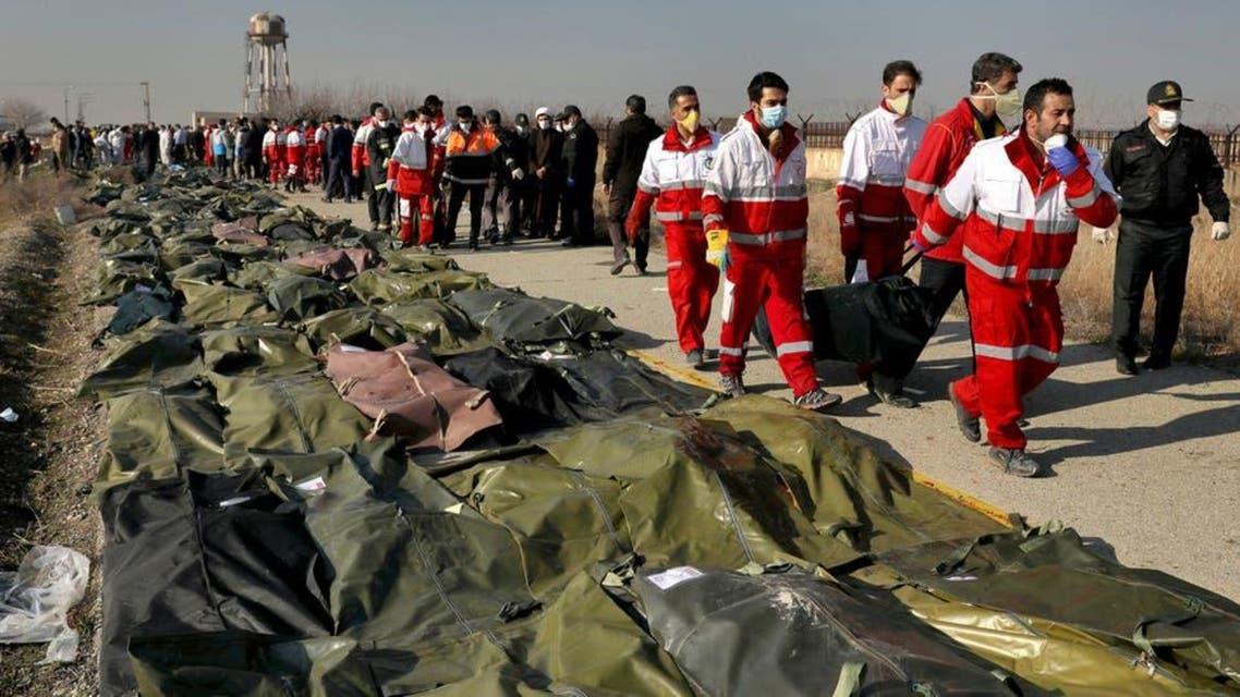 Ukrine plane crashed