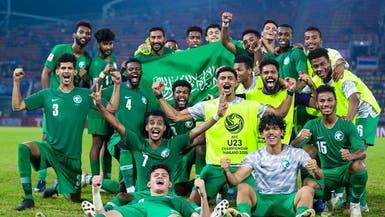 السعودية تلاقي أوزبكستان في مواجهة التأهل إلى الأولمبياد