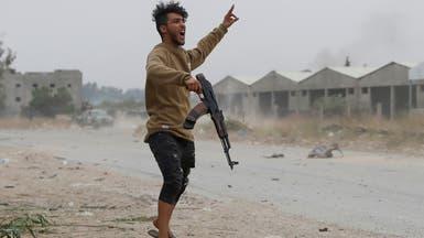"""الجيش الليبي: مرتزقة """"الوفاق"""" خرقوا الهدنة"""