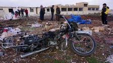Russian air strikes in Syria kill 12 civilians: Monitor