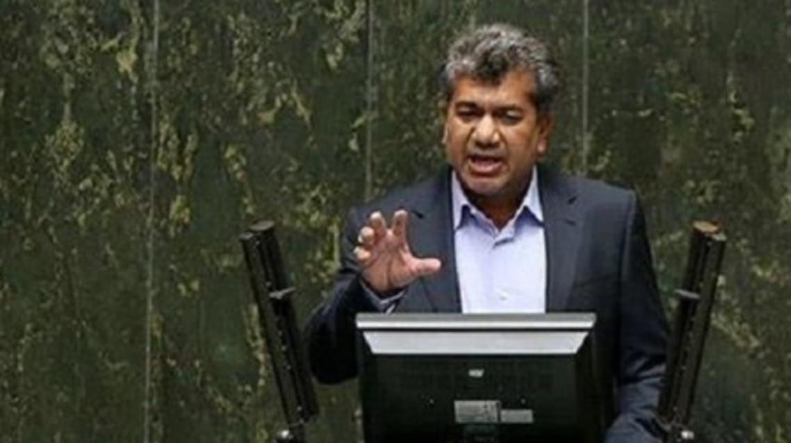 Ahmad Hamza Iranian parliamentarian (ISNA)