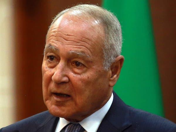 أبو الغيط: التدخل التركي في ليبيا يهدد بمواجهات إقليمية